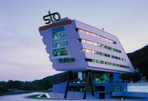 Sto's headquarters in Germany symbolizes the company's dedication to innovation, energy efficiency and the building technologies of tomorrow.