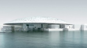 The Abu Dhabi Louvre. Photo: Ateliers Jean Nouvel