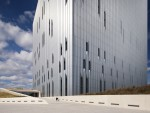 Public Safety Answering Center II, Bronx, New York. Photo: Albert Vecerka / Courtesy of SOM Architects