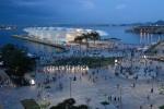 "The Museum of Tomorrow in Rio de Janeiro, Brazil designed by architect Santiago Calatrava, recently won the MIPIM award for ""Best Innovative Green Building"". PHOTO: © Sérgio Huoliver 2015"