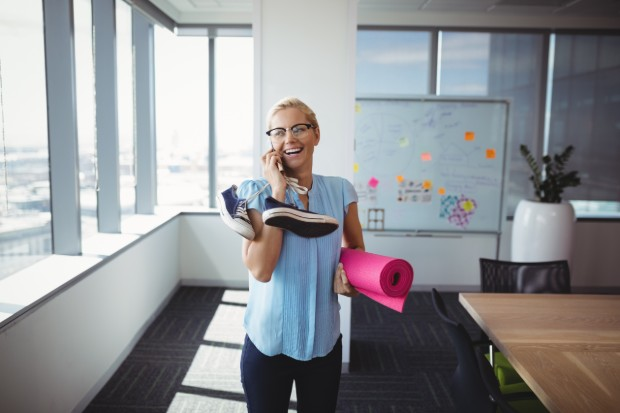 Elements of healthy workplace design