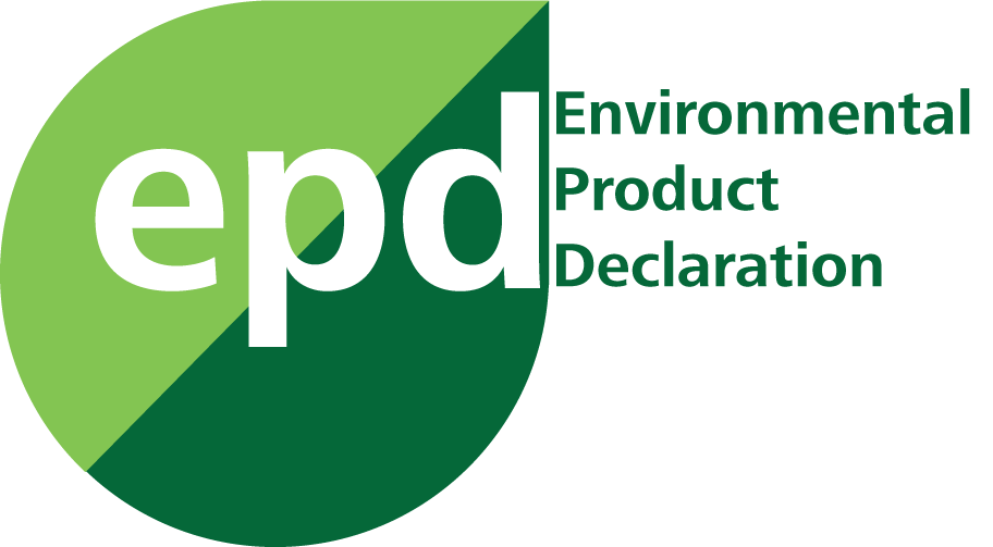 EPDs are used to measure the environmental impact of a product or assembly throughout its lifecycle.