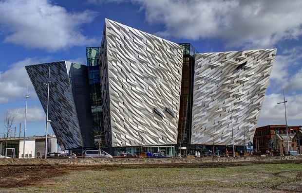 Titanic Belfast Irish architecture