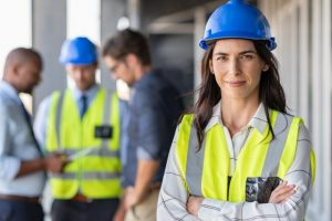 women in architecture and construction