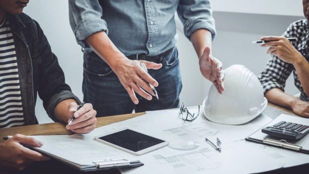 design-bid-build process versus design-build