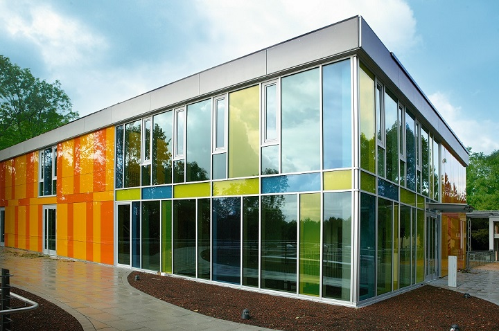 energy efficiency with glass exteriors in commercial buildings