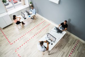 Commercial office interiors: What's changing, and a look to the future