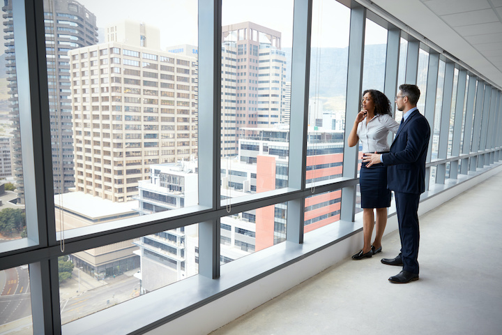 effect of the economic downturn on commercial real estate