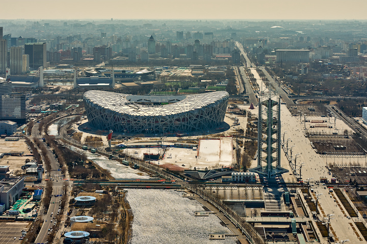 The legacy of the Olympics' buildings and infrastructure